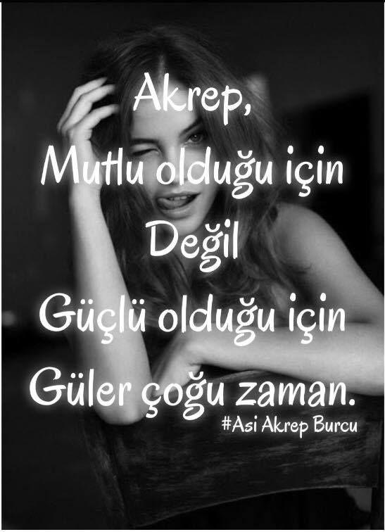 #Akrep