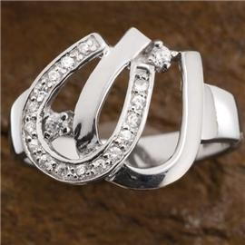 horseshoe wedding rings 17 best images about horseshoes on western 4851