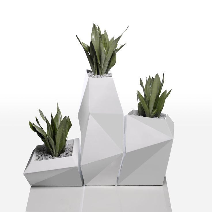 Vondom FAZ Planter Designed By Ramon Esteve