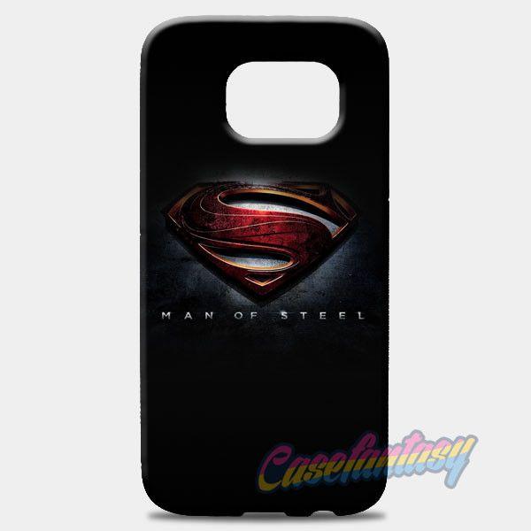 Man Of Steel Superman 2013 Samsung Galaxy S8 Plus Case Case | casefantasy