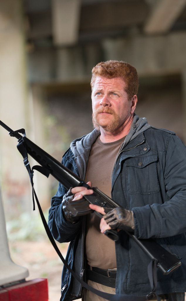 10. Abraham (Michael Cudlitz) from Ranking The Walking Dead's Most Important Deaths
