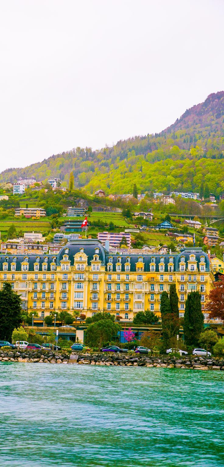 Fairmont Montreux Palace, Montreux, Switzerland