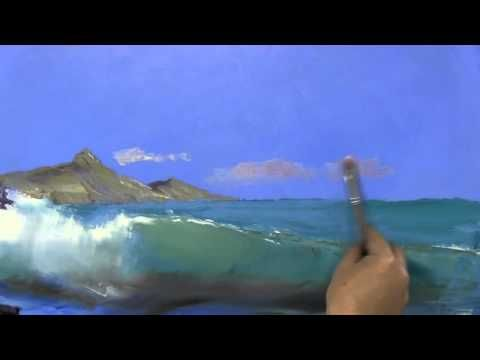 Igor Sakharov artist , video tutorial painting drawing lesson - YouTube