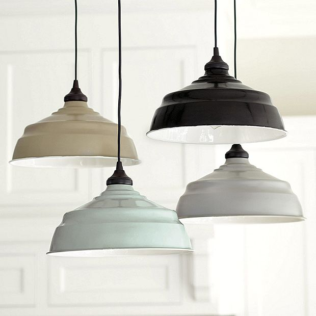 Update your kitchen with these standout lighting fixtures.                                                                                                                                                                                 More