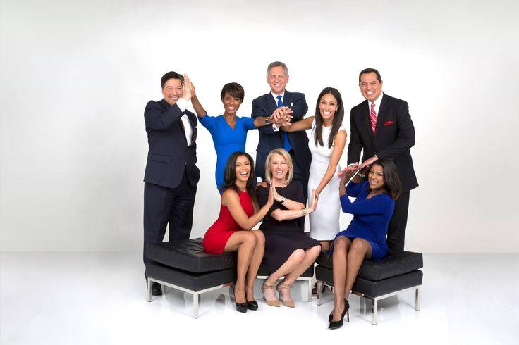 WABC7 NY EYWITNESS NEWS TEAM - David Novarro, Sade Baderinwa, Shirleen Allicot, Bill Ritter, Diana Williams, Liz Cho, Ken Rosato and Lori Stokes. (2048×1365)