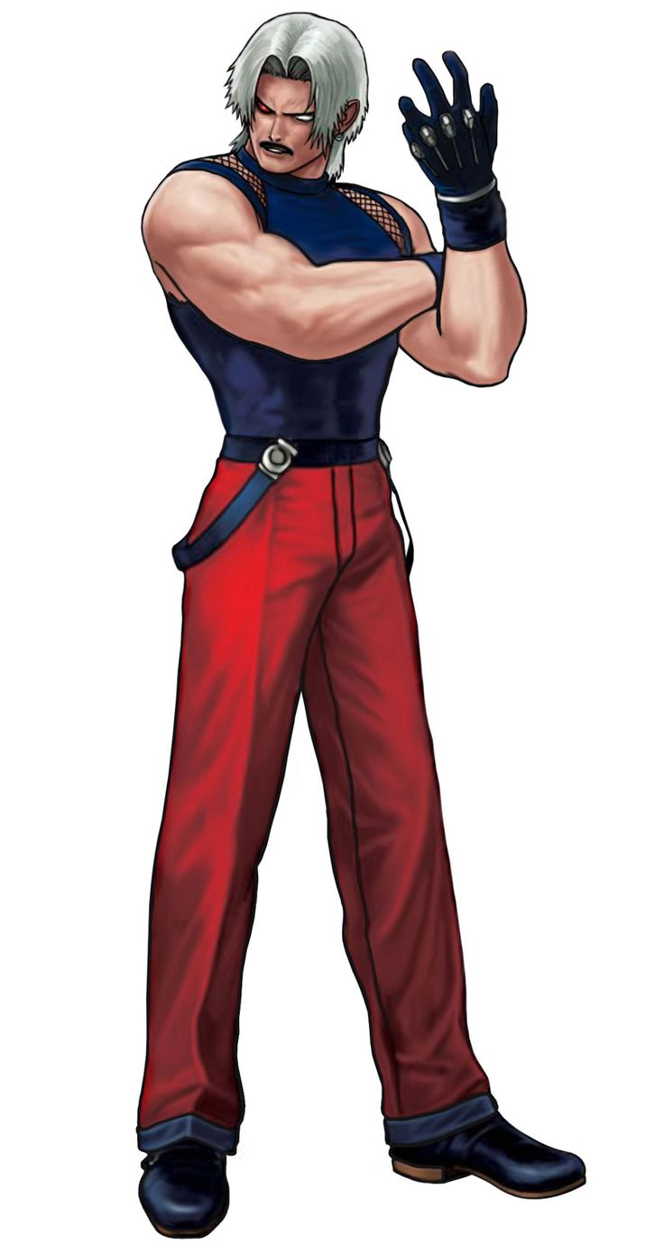 Omega Rugal from The King of Fighters '98: Ultimate Match