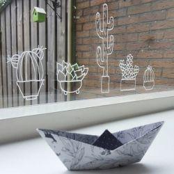 Fensterzeichnungen - raamtekening.nl