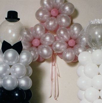 17 best images about balloon decorating ideas on pinterest for How to make balloon design