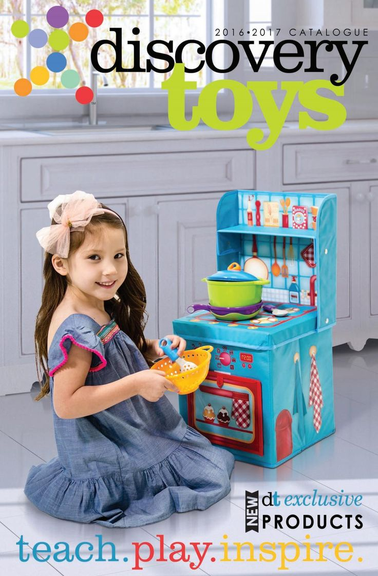 Discovery Toys 2016-2017 Catalogue (Canada) by Discovery Toys - issuu