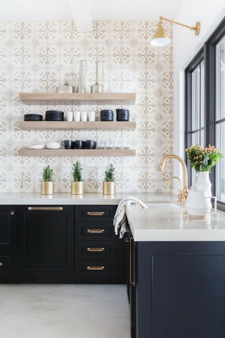 Friday Inspiration Beautiful Kitchen Backsplash Ideas Kitchen