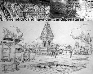 Rekonstruksi Suasana Kota Majapahit
