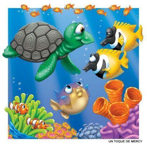 animales de mar en foami - Buscar con Google | manualidades ...