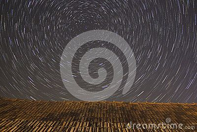 Star Trails Around North Star - Download From Over 30 Million High Quality Stock Photos, Images, Vectors. Sign up for FREE today. Image: 50013165