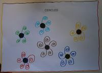 """LA CLASE DE MIREN: mis experiencias en el aula: TALLER DE GRAFISMO: """"CARACOLILLOS"""""""