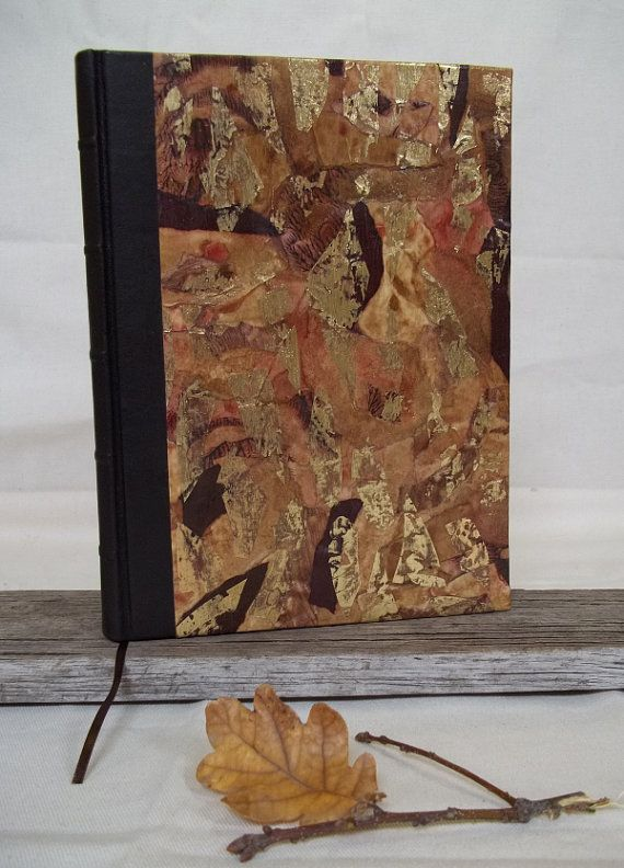 Handbound Journal  Large QuarterBound by LangebergBookbinding, $30.00
