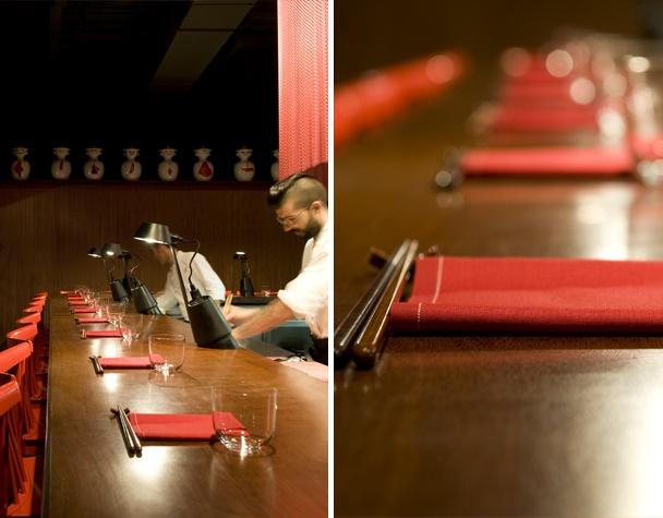 MYdrap y el restaurante 2 palillos / MYdrap and 2 palillos restaurant
