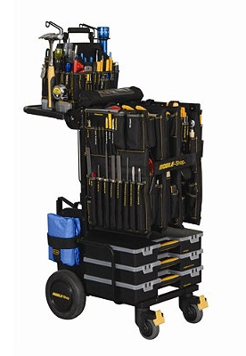 If your Dad is a handy man then he will love this 230-piece Mobile-Shop Tool Cart as a Father's Day gift.