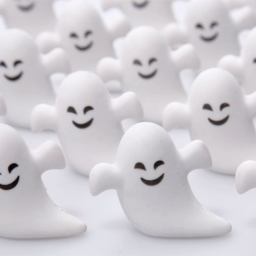 Ghost Erasers by brunnen #Erasers #Ghost_Erasers #Brunnen
