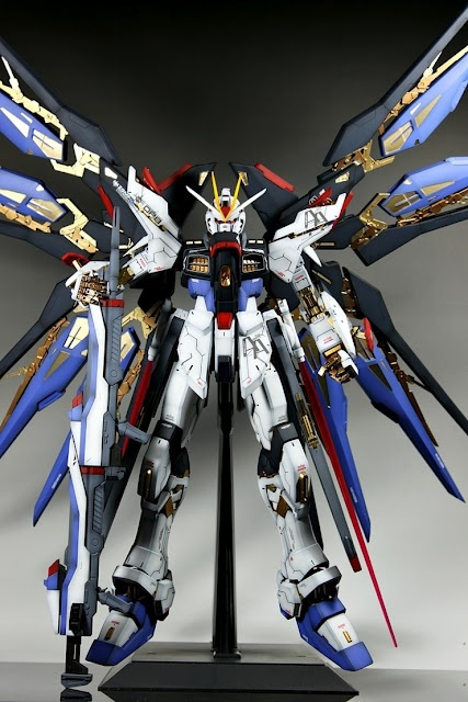 winged gundam perfect grade