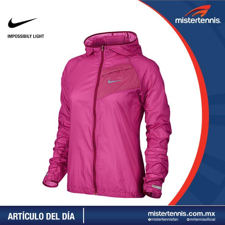 El clima pasa a segundo término con Nike.