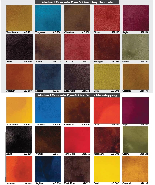 Sparta Stain Decorative Concrete Coating Hp Spartacote Concrete Decor Stained Concrete Concrete Coatings