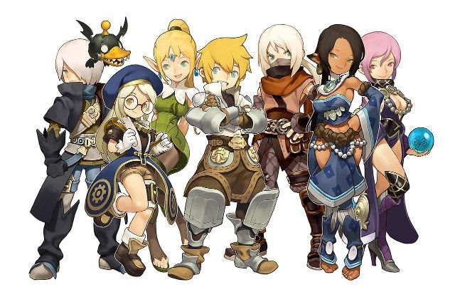 Best Character Design Course : Best game dragon nest images on pinterest