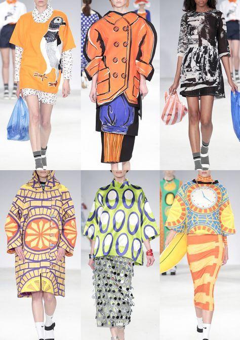 Graduate Fashion Week 2014 University of Central Lancashire