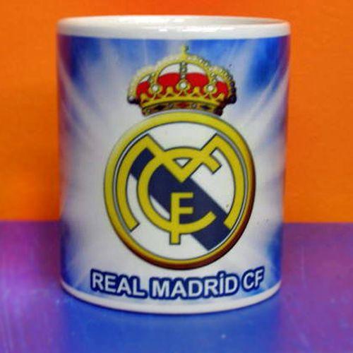 Real Madrid CF mintás bögre