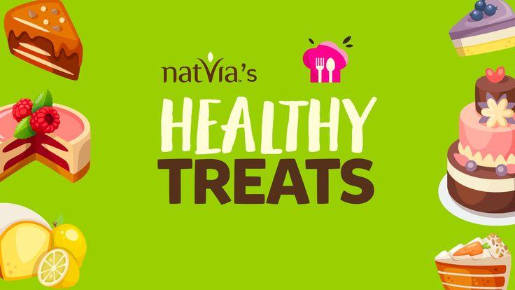 Natvia's Healthy Treats! - Natvia.com
