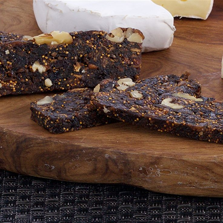 Try this Fig 'Bread' recipe by Chef Anna Olson. This recipe is from the show Bake With Anna.
