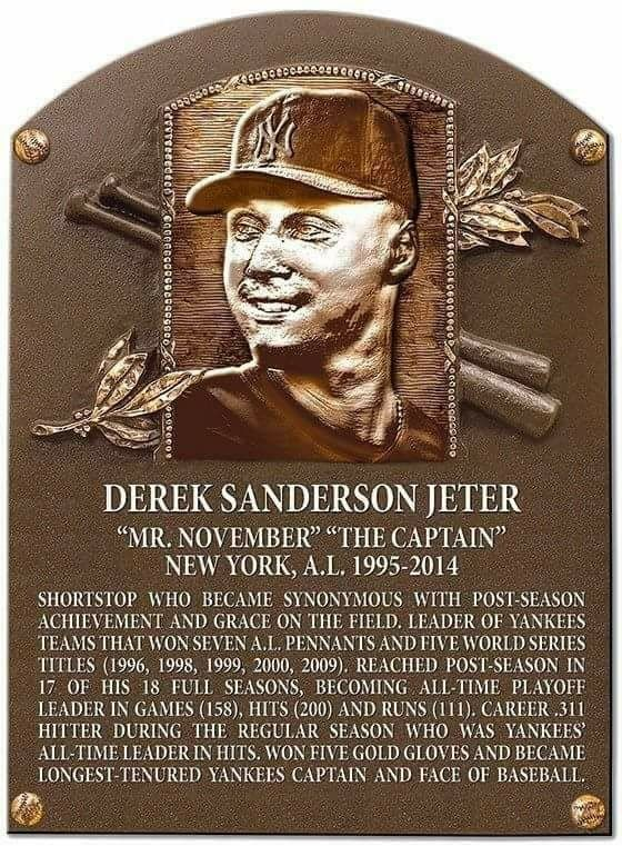 Derek Jetter