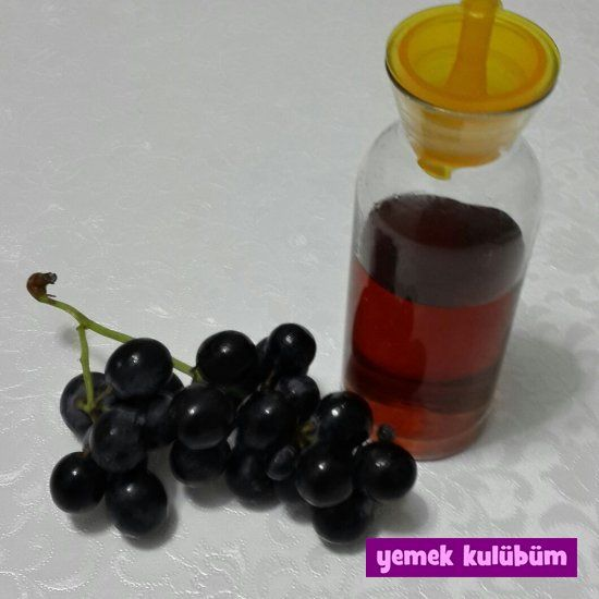 Evde kolay ve doğal organik üzüm sirkesi nasıl yapılır, üzüm sirkesi yapımı aşamaları, evde üzüm sirkesi yapılışı tarifi