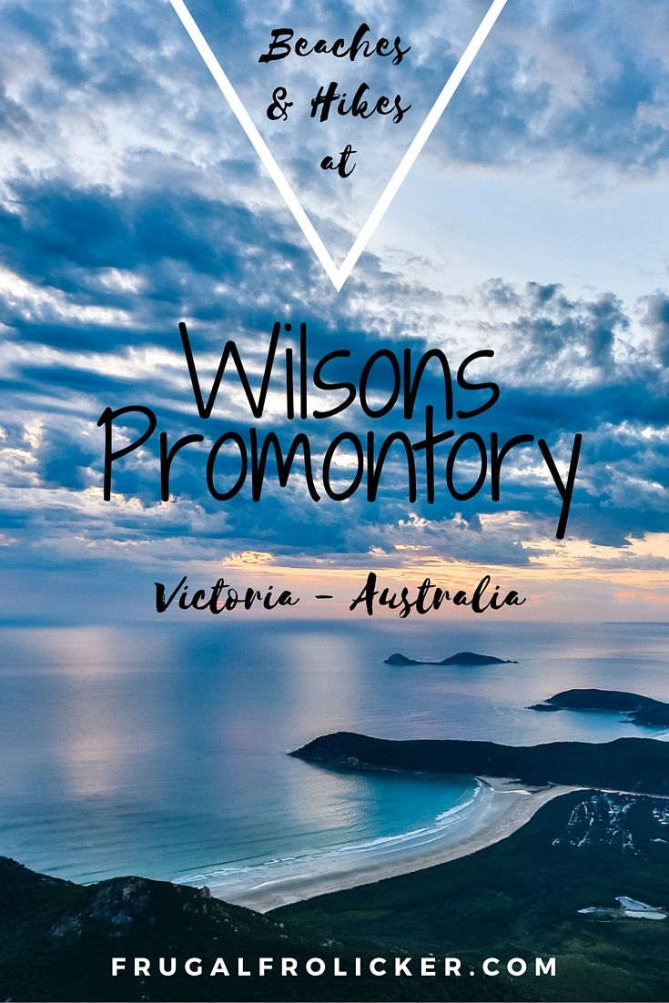 Wilsons Promontory beaches and hikes