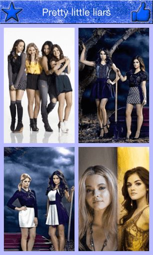 Download this FREE unofficial fan app for the Pretty Little Liars Series now, and easily keep up-to-date with all the Pretty Little Liars News wherever you are and effortlessly.<p> This app is a news and magazine type app which automatically updates itself with each page-load so remember to come back often to see fresh news, tweets, and videos.<p>Sara Shepard, in addition to her success with Pretty Little Liars, is also the author of Flawless, Perfect, Unbelievable, Wicked, Killer…