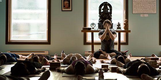 Home Yoga Shala Decor