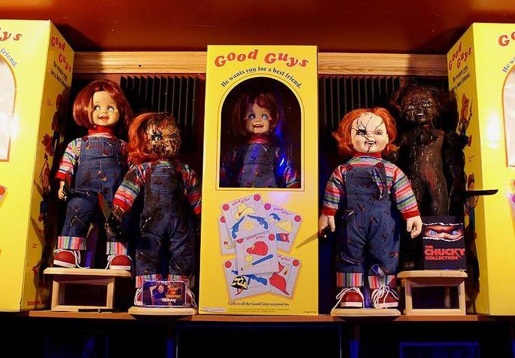 Chucky Good Guy Doll Box