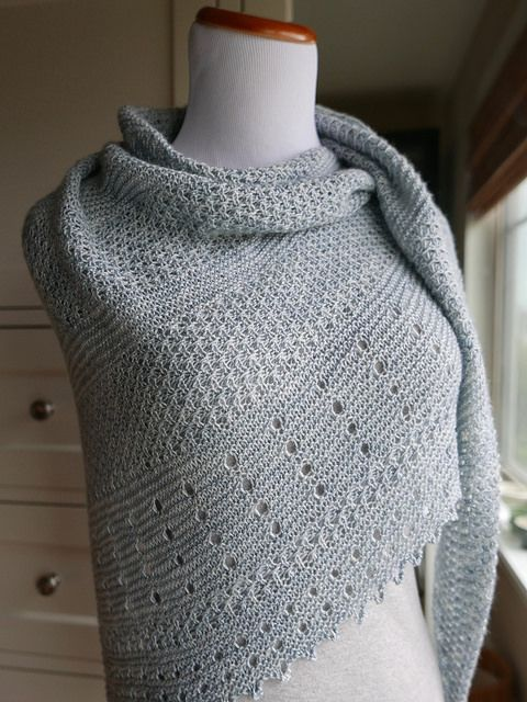 Ravelry: Project Gallery for Ingwer shawl pattern by Melanie Berg