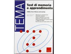 Recensione: TEMA - Test di memoria e apprendimento