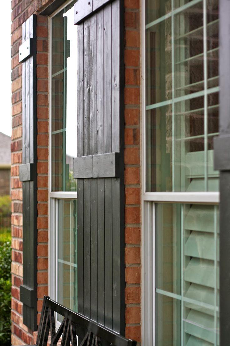 Diy Exterior Window Shutters 12 Best Shutters Images On Pinterest Shutters Exterior Shutters