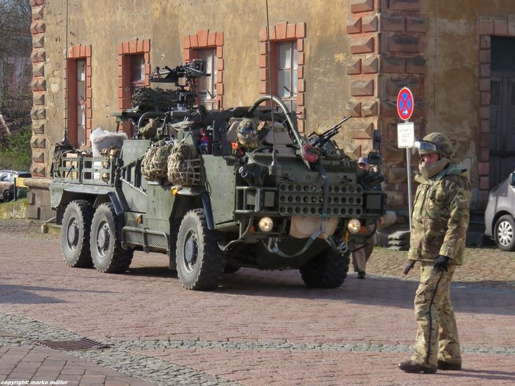 Supacat HMT 600 Coyote Tactical Support Vehicles - British Army