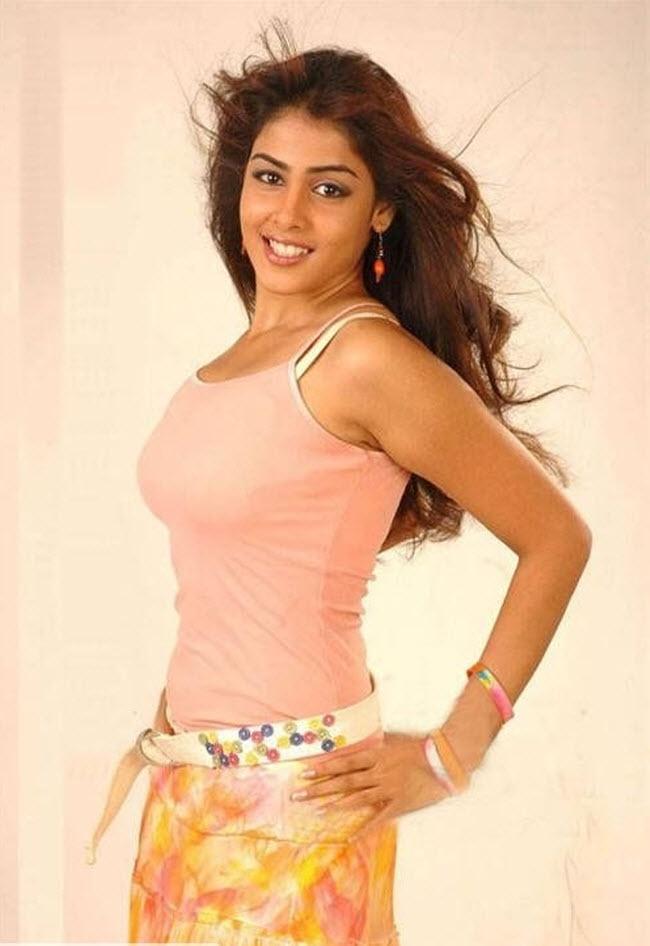 Genelia D'Souza from India