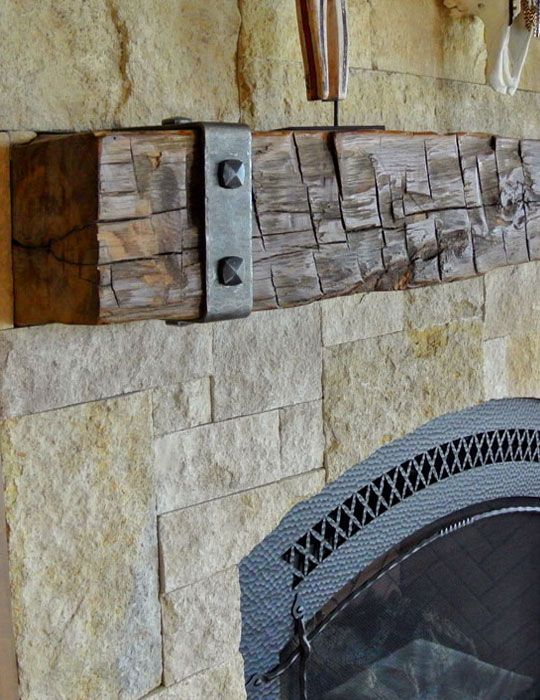 Rustic Fireplace Mantels | Fireplace Mantel Ideas | Olde Wood