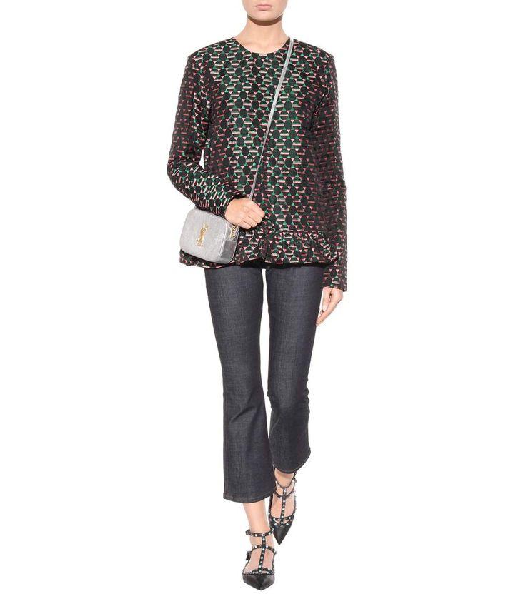 mytheresa.com - Ballerine Starstudded in pelle - Scarpe - Luxury Fashion for Women / Designer clothing, shoes, bags