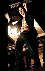 Solo Damon. Damon e basta. — Damon Salvatore Alphabet meme: Dancing
