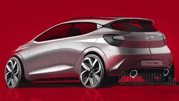 2019 Hyundai Grand I10 Nios Dizajn Vdohnovenie