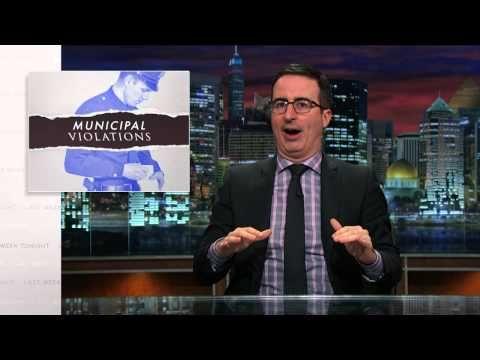 Let John Oliver Explain How Petty Municipal Fines Destroy the Lives of Our Most Vulnerable | Mother Jones