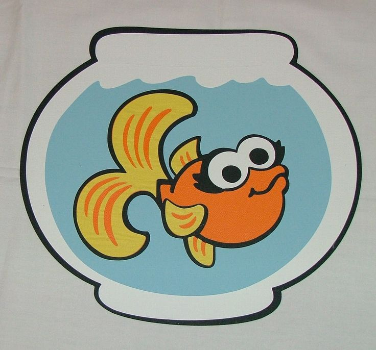 Dorothy Goldfish Clip Art   Pin The Fish Bowl They Were ...