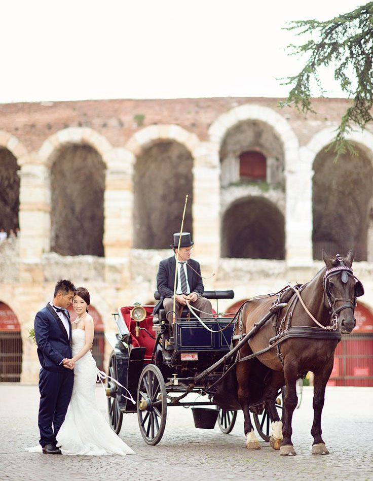 Chinese wedding in Verona
