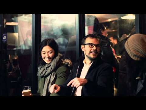 A Shot of Soju With: Semipermanent's Erik & Tiffany. Watch our chat with Seoul's finest TV presenters.