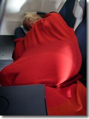 24 tips for sleeping on the plane